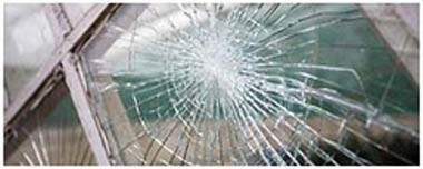 Henley On Thames Smashed Glass